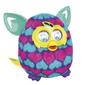 Furby Boom Pink and Blue Hearts