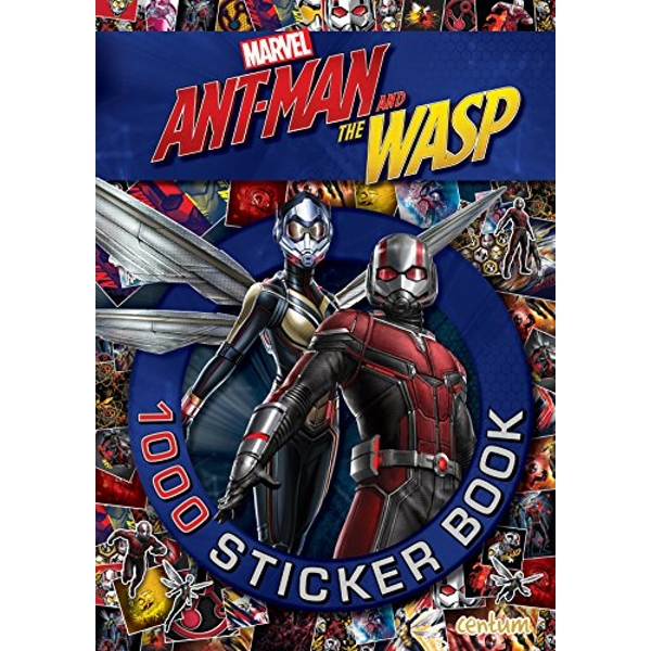 Ant-Man - 1000 Sticker Book  Paperback / softback 2018