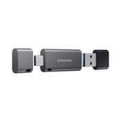 Samsung Duo Plus USB flash drive 256 GB USB Type-C 3.0 (3.1 Gen 1) Black,Grey