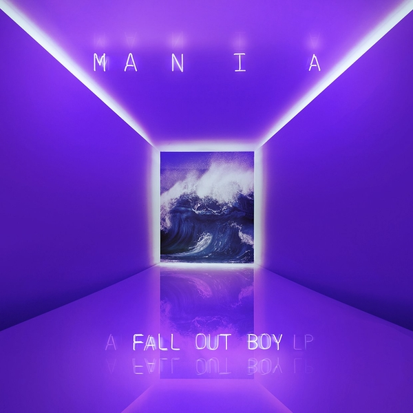 Fall Out Boy - Mania CD