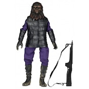 Ex-Display Neca Planet of the Apes 7 Inch Classic Gorilla Soldier Action Figure Used - Like New