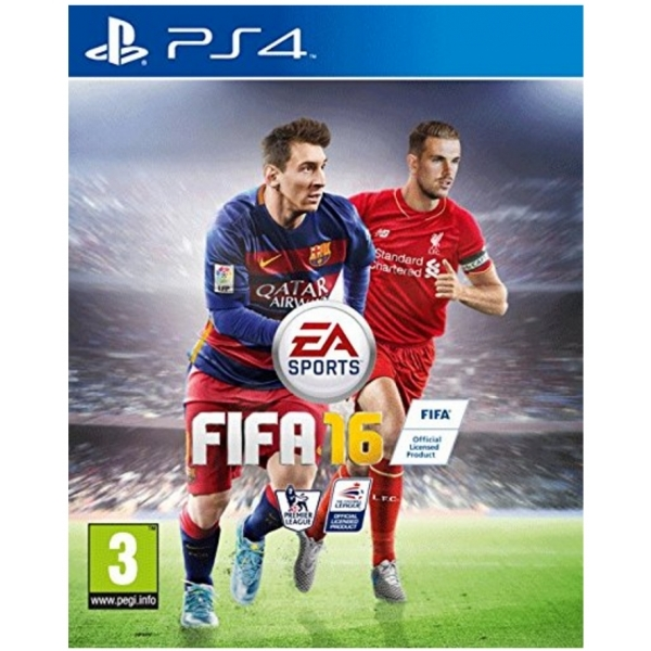 FIFA 16 PS4 Game - Image 1