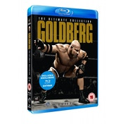 WWE: Goldberg - The Ultimate Collection Blu-ray