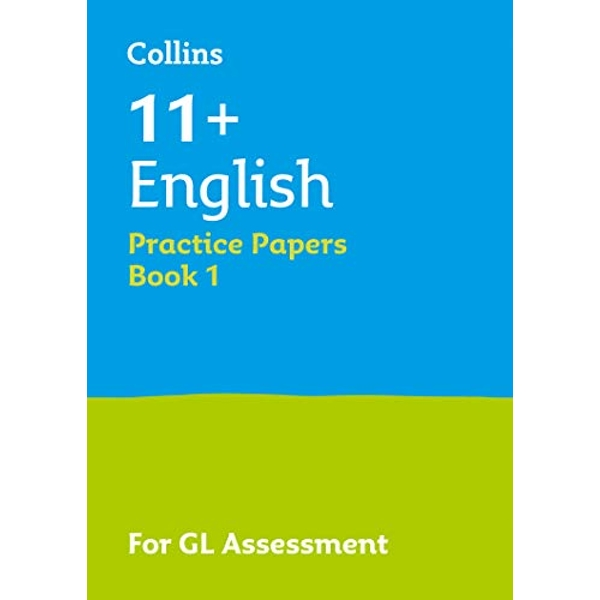 11+ English Practice Test Papers - Multiple-Choice: for the GL Assessment Tests (Letts 11+ Success) by Nick Barber, Letts 11+ (Paperback, 2015)