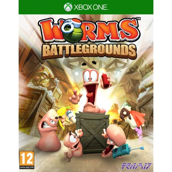 Image of Worms Battlegrounds [Xbox One]