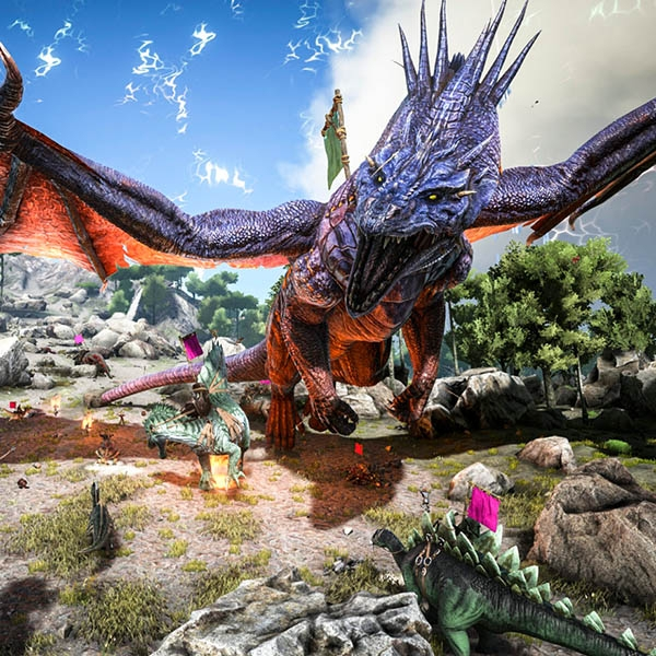 Ark Survival Evolved PS4 Game