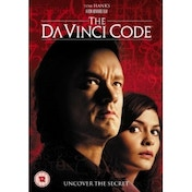 The Da Vinci Code DVD (2006)