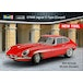 Jaguar E-Type Coupe Car 1:24 Scale Level 3 Revell Model Kit - Image 2