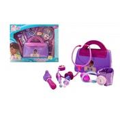 Ex-Display Doc McStuffins Doctors Bag Playset Used - Like New