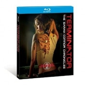 Terminator The Sarah Connor Chronicles Season 2 Blu-Ray