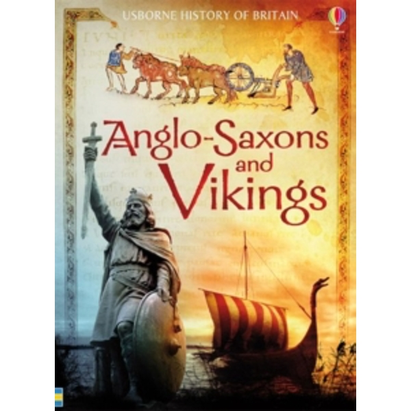 Anglo-Saxons & Vikings by Abigail Wheatley, Hazel Maskell (Paperback, 2012)