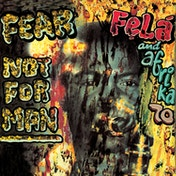 Fela Kuti - Fear Not For Man Vinyl