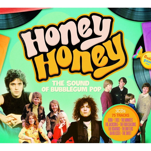 Honey Honey CD