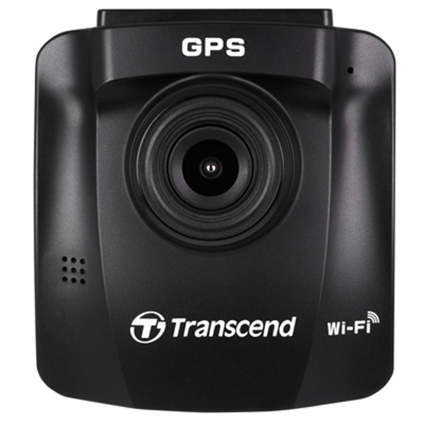 Transcend DrivePro 230 32GB Dashcam with Sony Sensor Wi-Fi GPS and Suction Mount