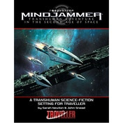 Mindjammer RPG: Transhuman Adventure in the Second Age of Space (For Traveller)