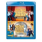 High School Musical Remix & High School Musical 2 Blu-Ray