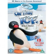Pingu - On thin Ice DVD