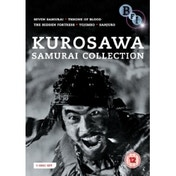 Akira Kurosawa - The Samurai Collection DVD