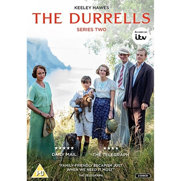 The Durrells - Series  2 DVD