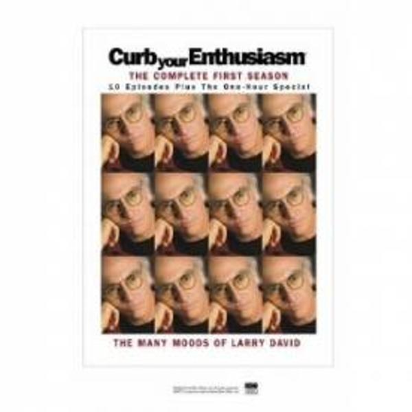 Curb Your Enthusiasm: The Complete Series 1 DVD