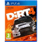 Dirt 4 PS4 Game