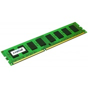 Crucial CT51272BD160B 4GB DDR3 PC3-12800 Unbuffered ECC