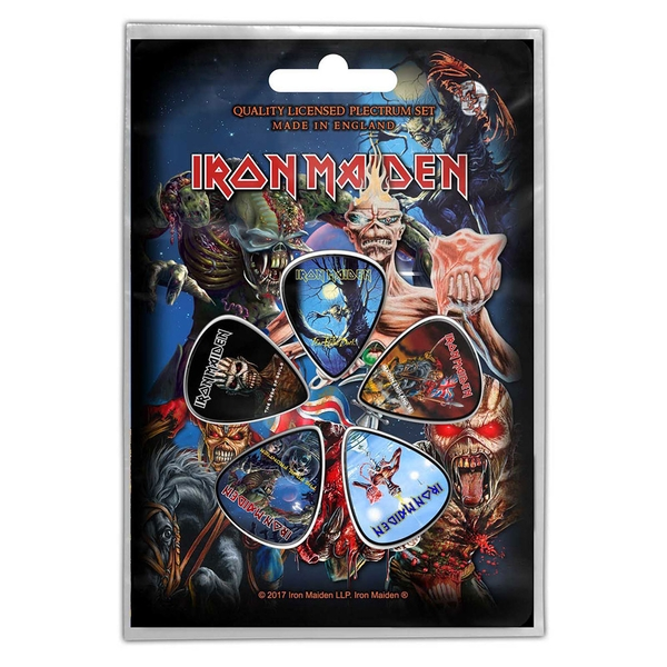 Iron Maiden - Later Albums Plectrum Pack