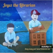 Joyce The Librarian - They May Put Land Between Us CD