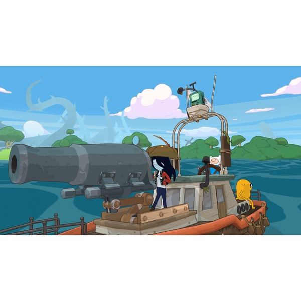 Adventure Time Pirates of the Enchiridion Nintendo Switch Game - Image 5