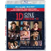 One Direction This Is Us Blu-ray 3D + UV Copy