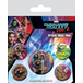 Guardians of the Galaxy Vol. 2 - Rocket & Groot Badge Pack - Image 2