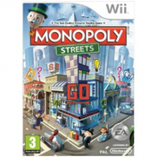Monopoly Streets Game Wii