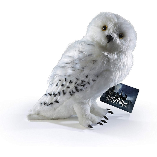 Hedwig Harry Potter Collector's Plush By Noble Collection