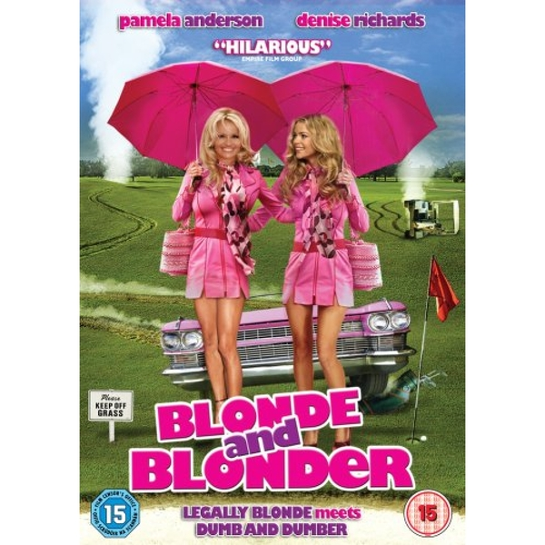 Blonde And Blonder DVD