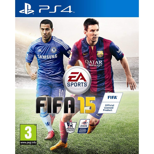 FIFA 15 PS4 Game [Used]
