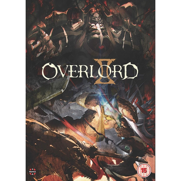 Overlord II - Season Two DVD
