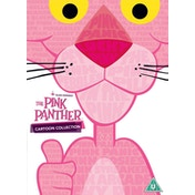 The Pink Panther Cartoon Collection DVD