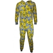 Simpsons Onesie Small One Colour