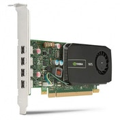 HP C2J98AT Nvidia Quadro NVS 510 2GB Graphics Card