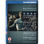 The Social Network 2 Disc Collector's Edition DVD