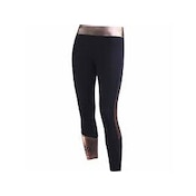 Lady Leggings With Contrast Band