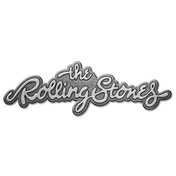 The Rolling Stones - Logo Pin Badge