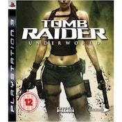 Tomb Raider Underworld Game PS3