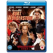 The Incredible Burt Wonderstone Blu-ray