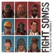 Valve Studio Orchestra - Fight Songs: The Music of Team Fortress 2 Vinyl
