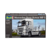 Revell Mercedes Benz Actros MP3 Truck Model Kit