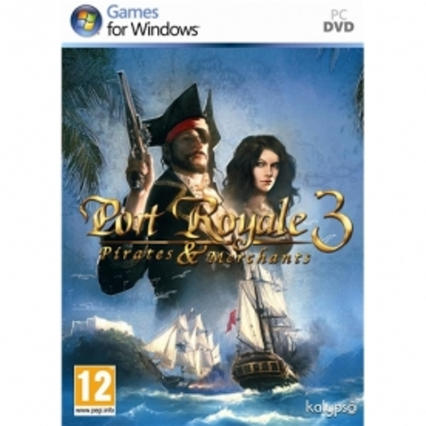 Port Royale 3 Pirates and Merchants Game PC