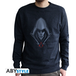 Assassin's Creed - Generic Men's Large Hoodie - Navy - Image 2