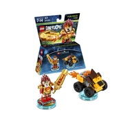 Laval (Legends of Chima) Lego Dimensions Fun Pack