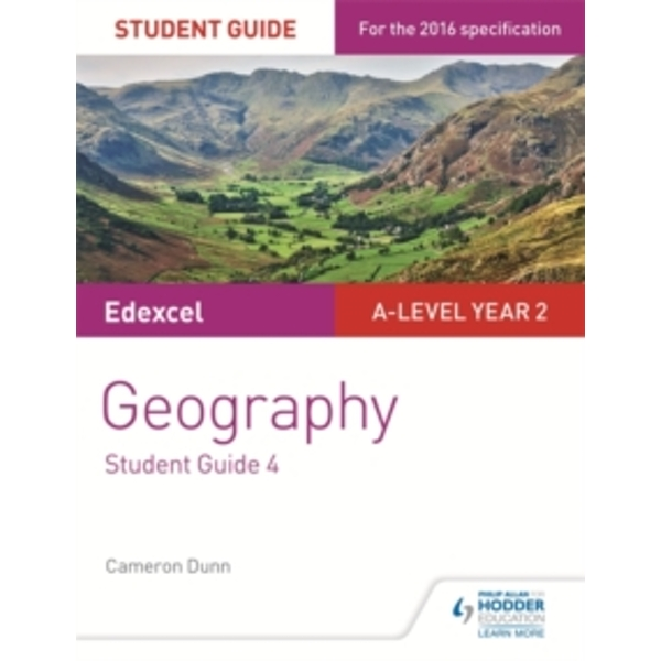 Edexcel AS/A-level Geography Student Guide 4: Geographical skills; Fieldwork; Synoptic skills by Cameron Dunn (Paperback, 2017)